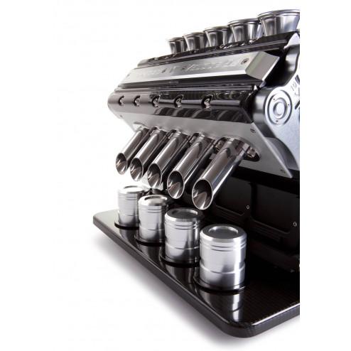 Espresso Veloce Nero Carbonio V10