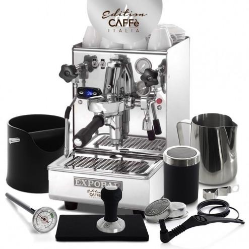 Expobar Brewtus IV Leva Multi Kedel Caffè Italia Kit Edition 2