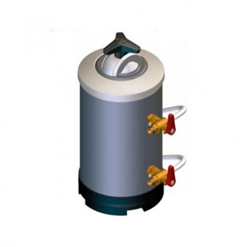 Manual water softener model LT8