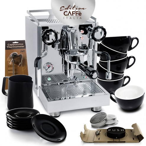 Quick Mill Rubino & Caffè Italia Kit Edition 3