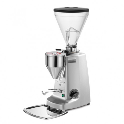 Mazzer Super Jolly Electronic Polished Aluminium