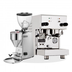 Profitec Pro 300 and Mazzer Mini Model A