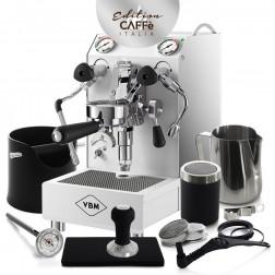 Vibiemme Domobar Junior HX Hvid Caffè Italia Kit Edition 2