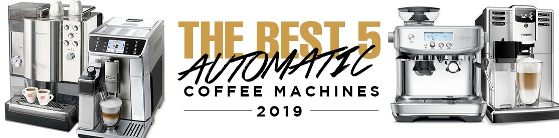 automatiske kaffemaskines